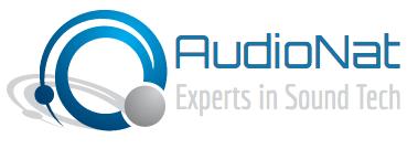 AudioNat Logo